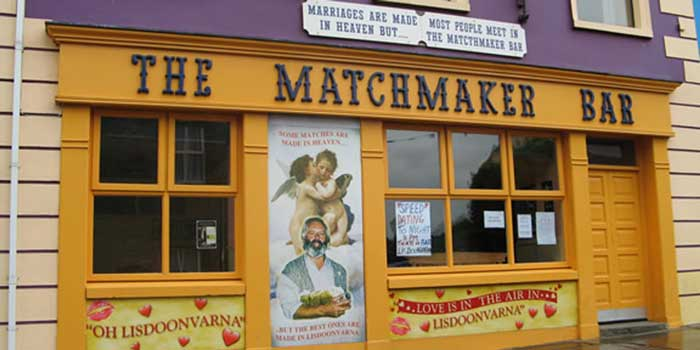 The Matchmaker Bar