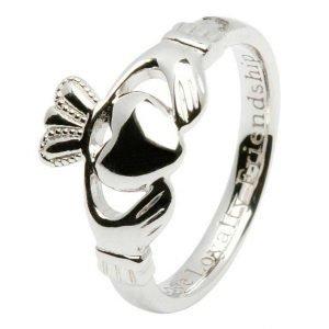 Claddagh Ring by ShanOre Irish jewelry