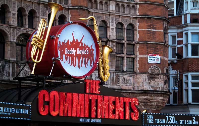 The Commitment - Irish Movie