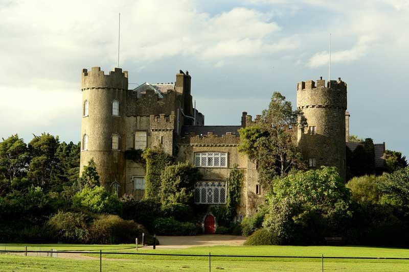 http://www.dreamstime.com/stock-image-malahide-castle-image17846161