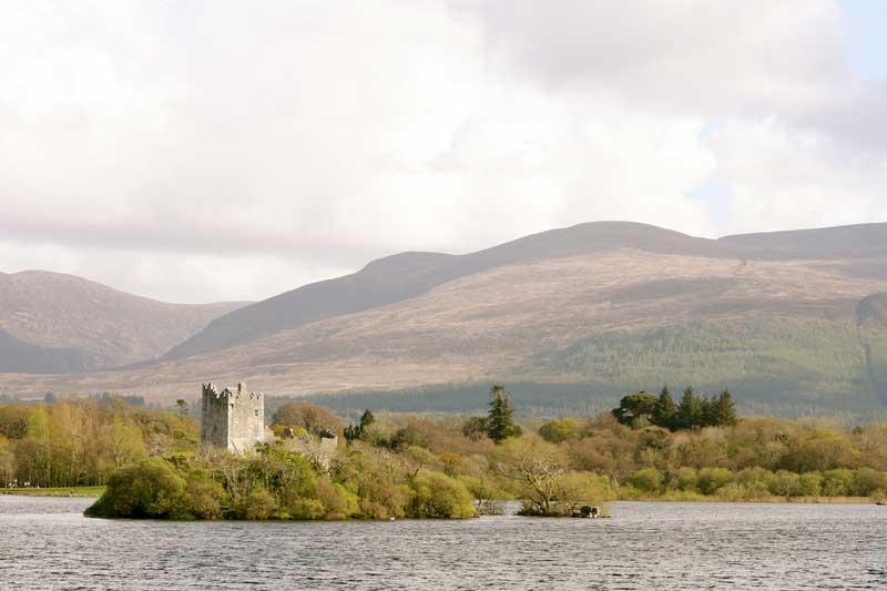 http://www.dreamstime.com/stock-image-ross-castle-kerry-mountains-killarney-ireland-image9388021