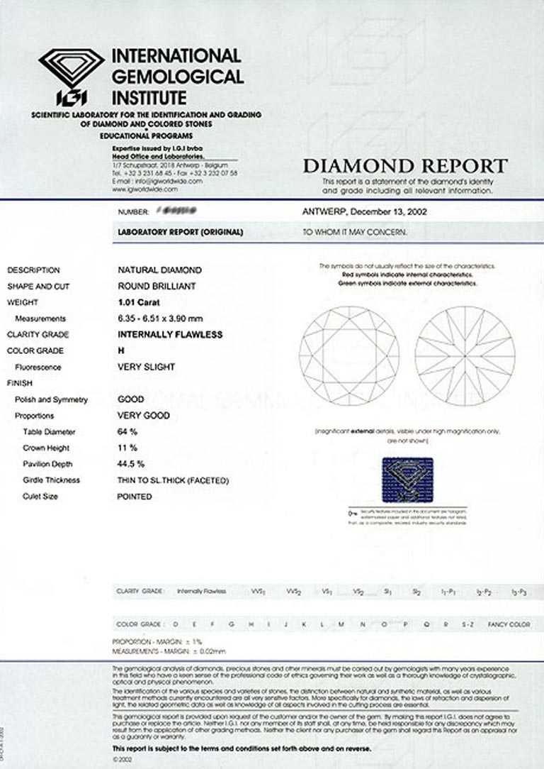 Celtic Diamond Solitaire White Gold Round Cut Jp1W_3