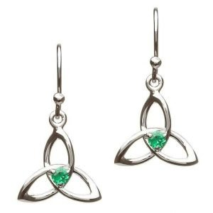 Celtic Trinity Knot Earrings Se2054