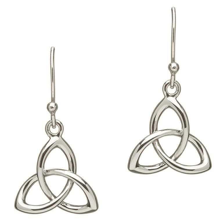 Celtic Trinty Knot Earring Se2034