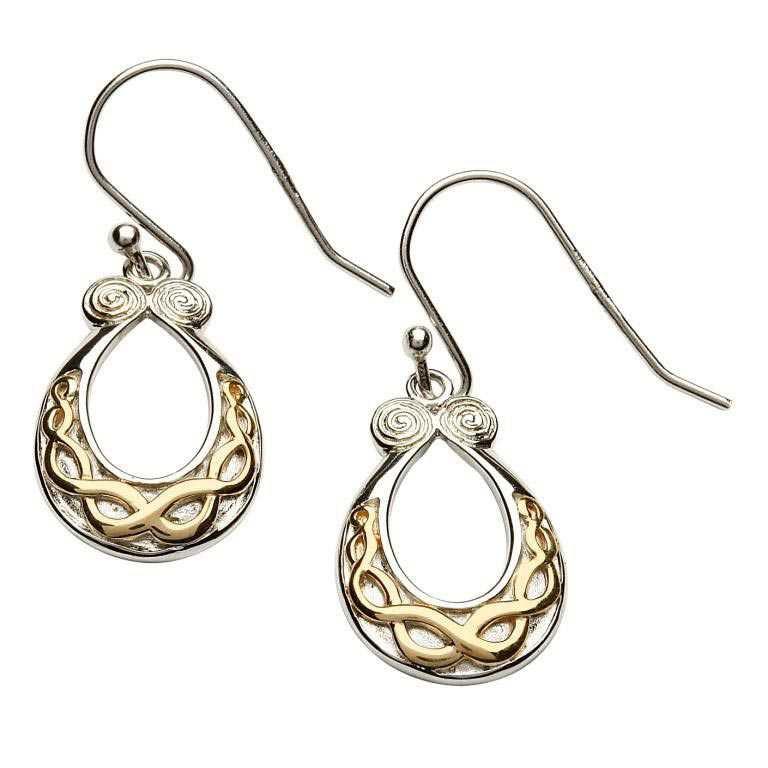 Silver Celtic Knot Design Se2001