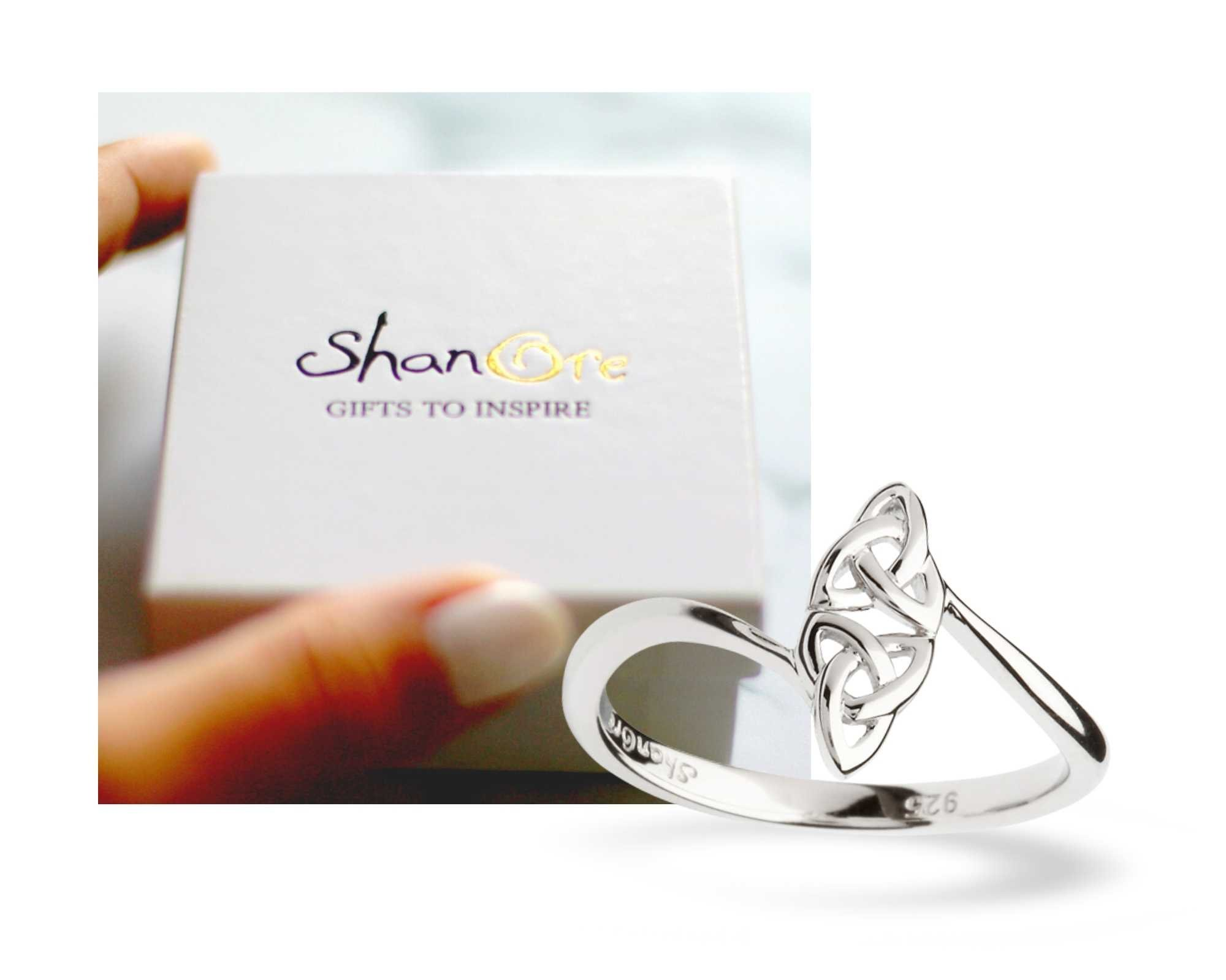 Celtic Jewelry Wrapped in love by Shanore Jewelry