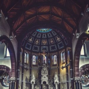 Irish Culture St. Patricks Church by Shanore Jewelry