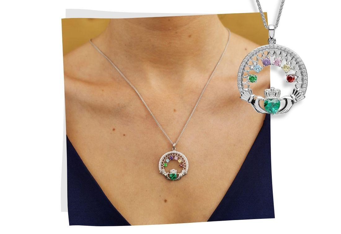 claddagh_family_pendants