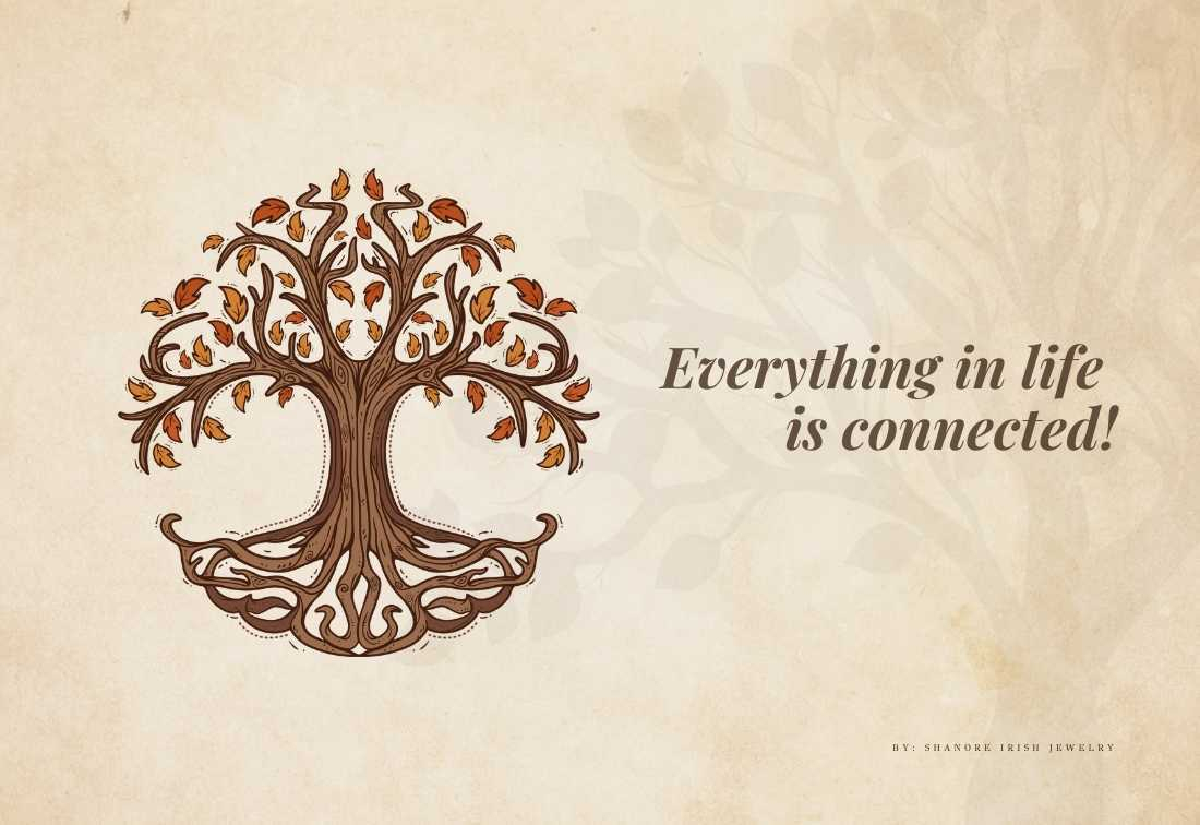 Tree o life: Everything is connected