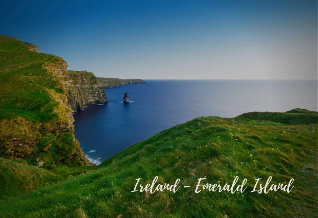 Ireland the Emerald Island