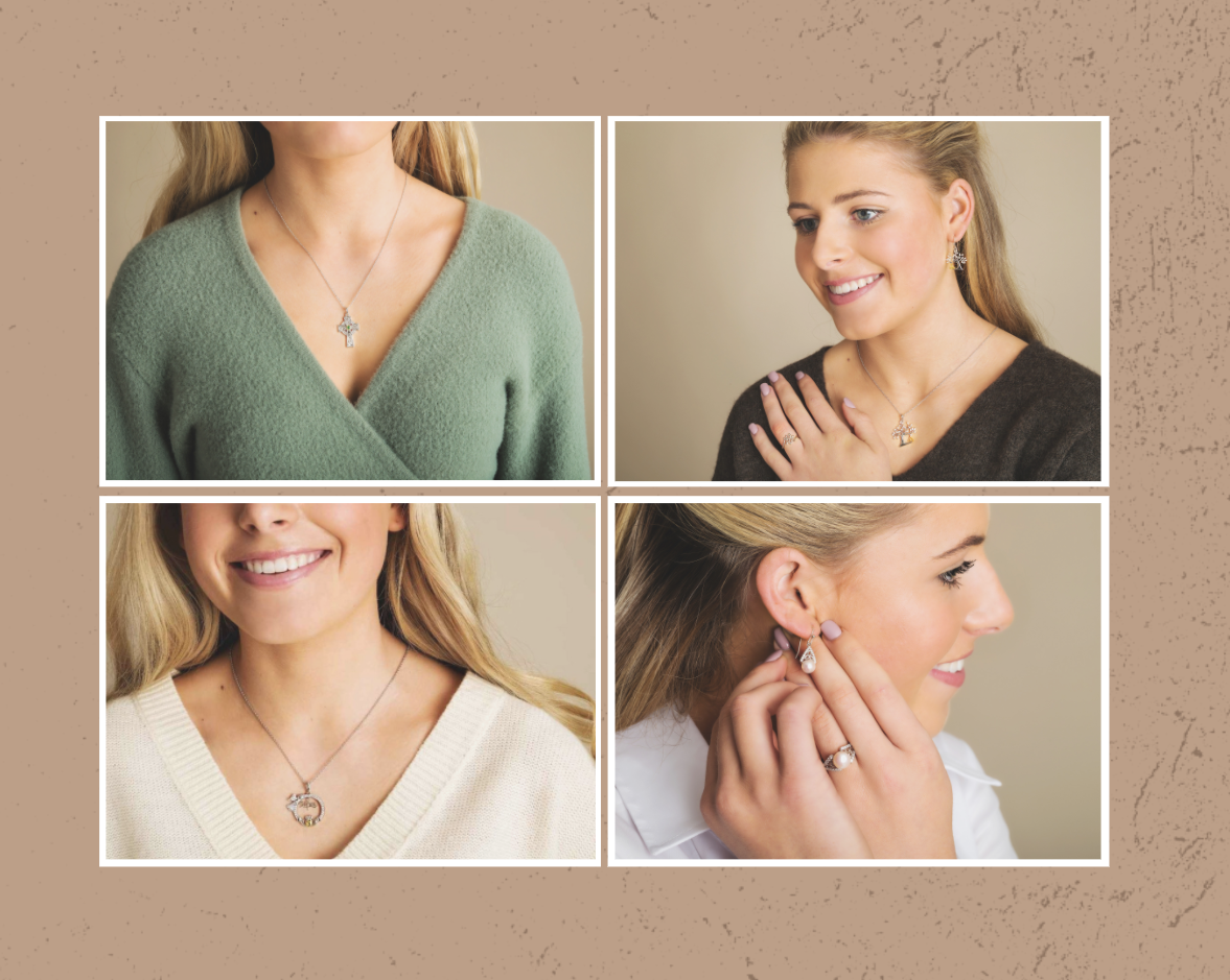 Celtic Jewelry - Perfect Gift for Grads 2021