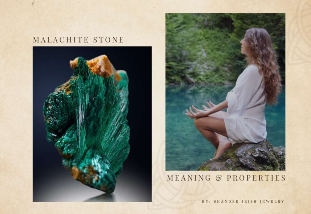 Malachite stone meaning and properties