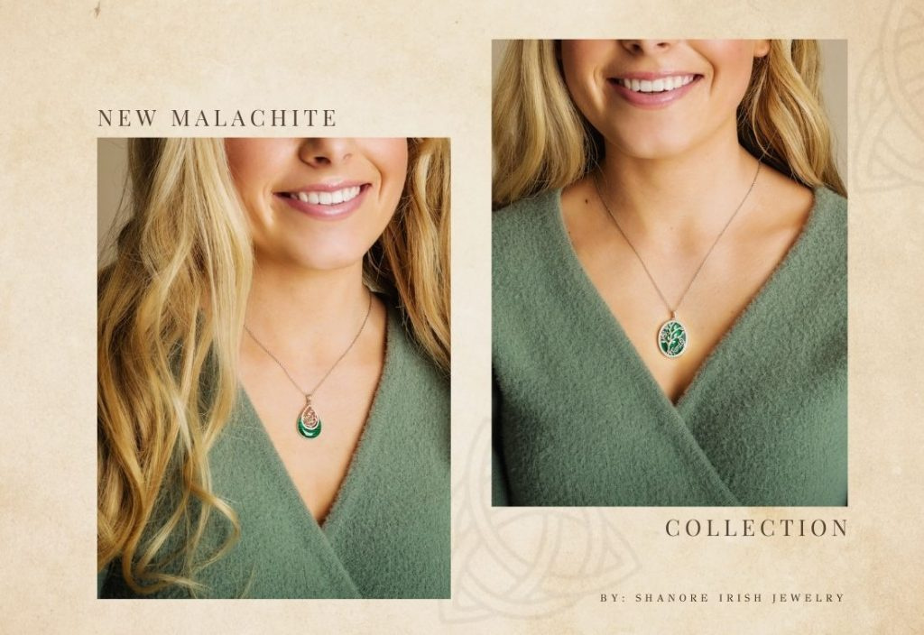 New Malachite Collection by ShanOre Jewelry
