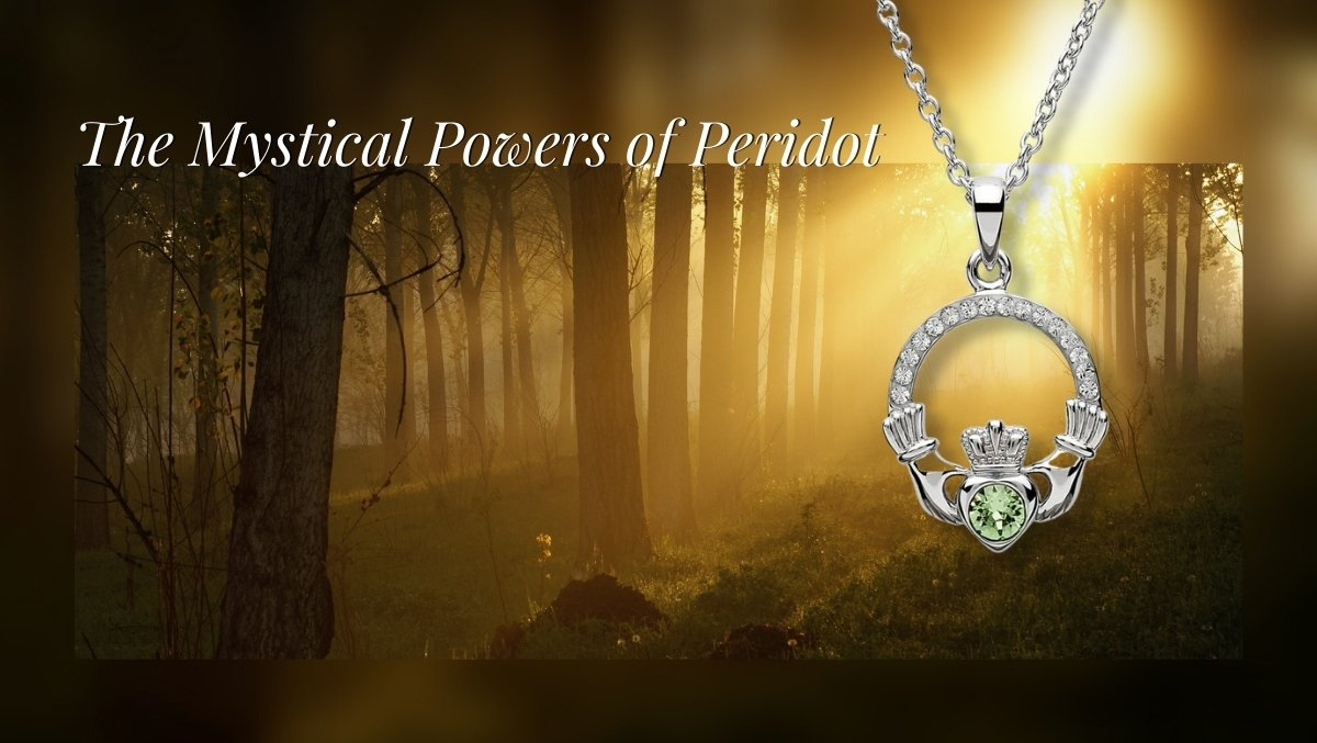 The Mystical Powers of Peridot