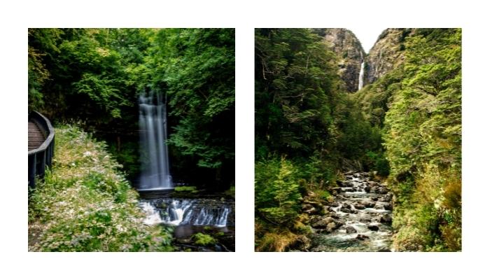 Glecar & Devil's Chimney waterfalls - Irish Road Trip by ShanOre Irish Jewelry