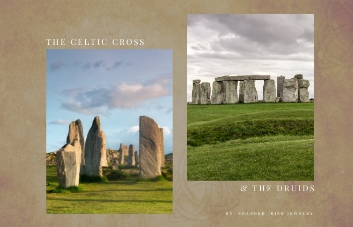 The Celtic Cross and the ancient Druids
