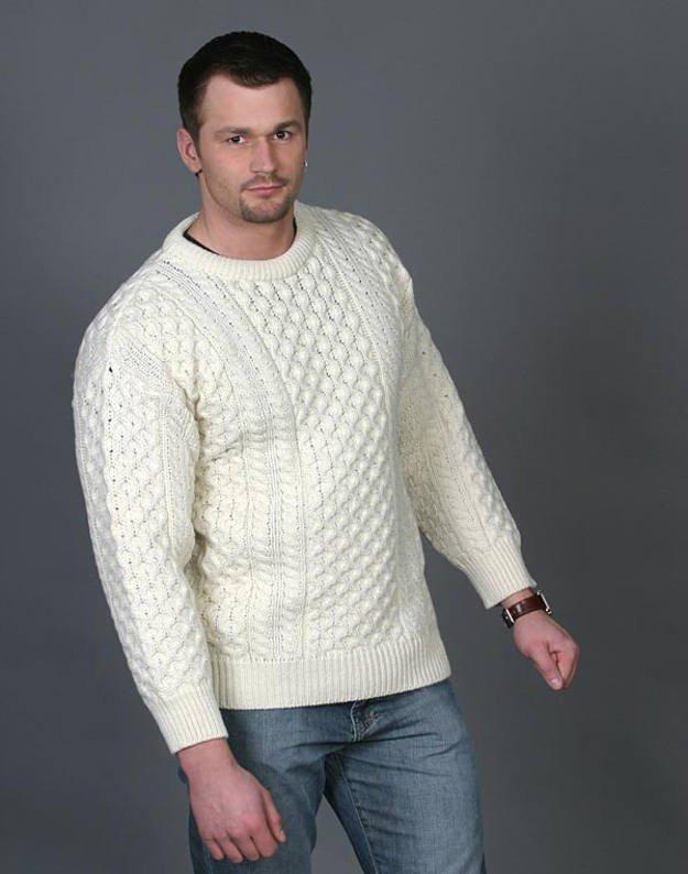 21_traditional_merino_aran_sweater_-_heavyweight_-_white
