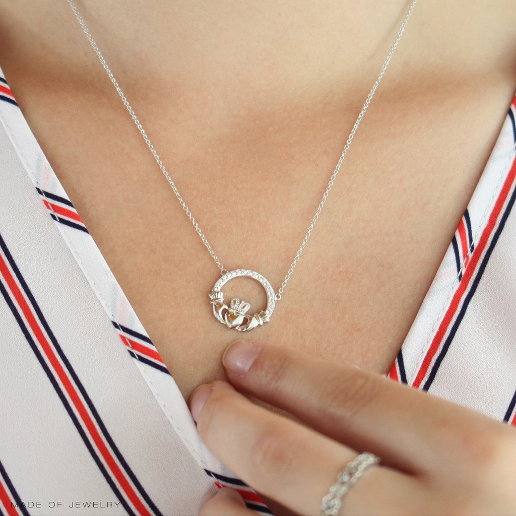 Shanore Claddagh Necklaces