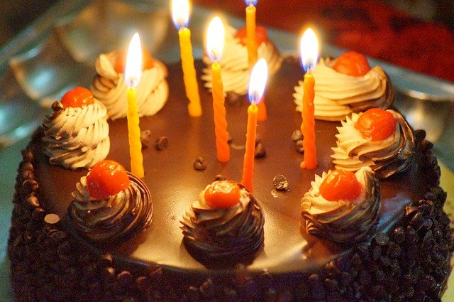 Irish Birthday Cakes