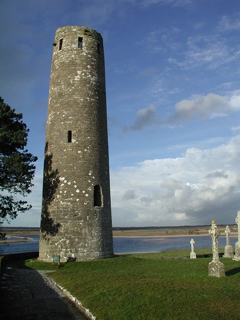 Celtic Monuments in Ireland