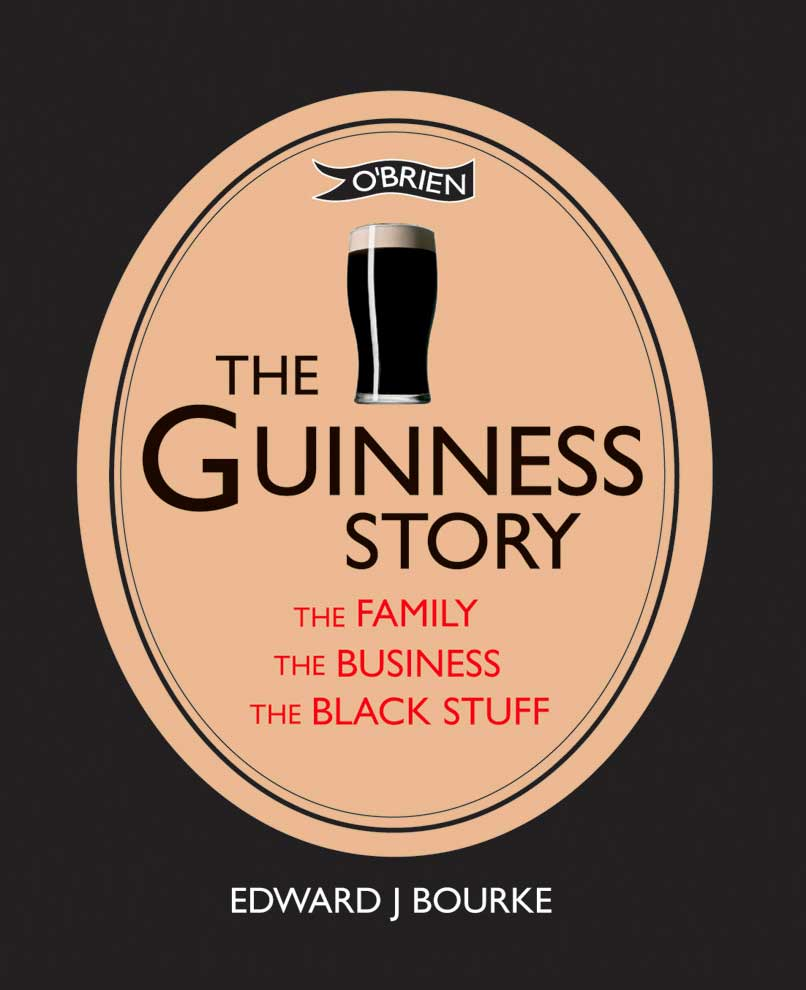 """""""The Guinness Story"""" sells for €11.99."""