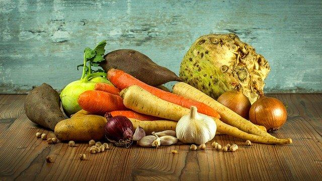 Irish Stew Vegetables